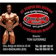 Sport GYM Badalona www.sportgymbdn.com